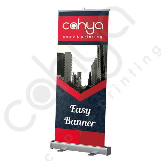 Roll Up Easy Banner 160 cm x 60 cm