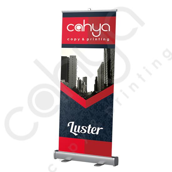 Roll Up Luster 160 cm x 60 cm