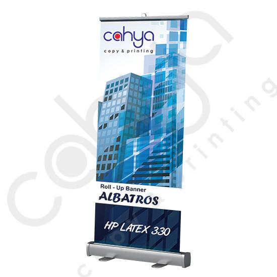 Roll Up Albatros 160 cm x 60 cm HP Latex 330