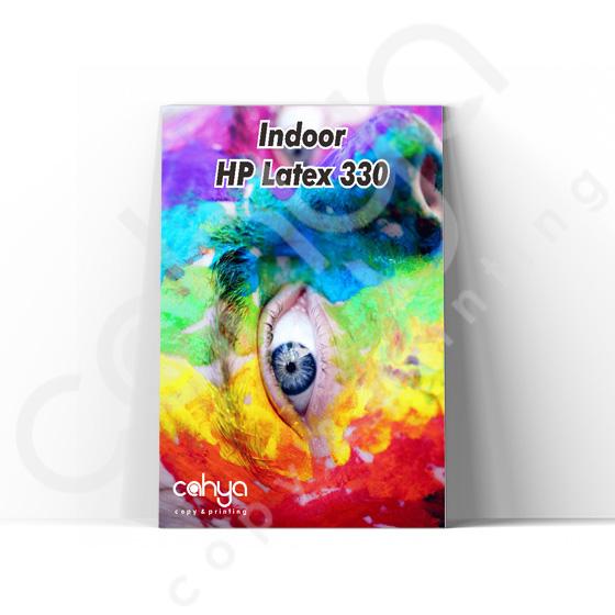 Cetak Indoor HP Latex